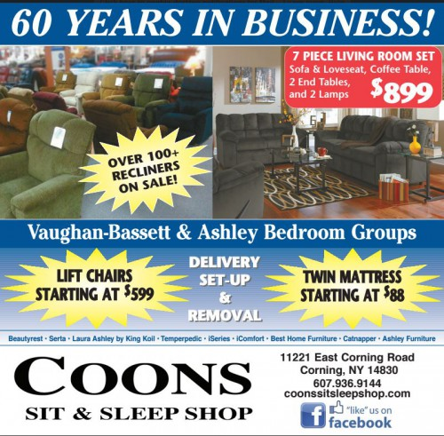 Coons Photo Blog Ad
